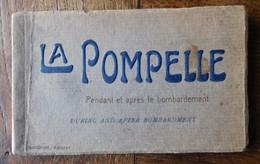 La Pompelle 1914-1918 Carnet 16 Cartes Postales - Guerre 1914-18