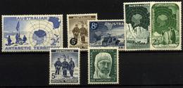 2535- Territorio Antártico Australiano Nº 1/7 - Territorio Antártico Australiano (AAT)