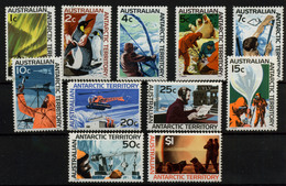 2536- Territorio Antártico Australiano Nº 8/18 - Australisch Antarctisch Territorium (AAT)