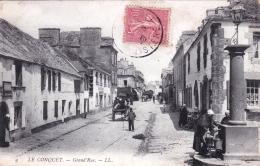 29 - Finistere -  LE CONQUET -  Grand Rue - Le Conquet