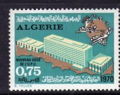 Algérie N ° 518  XX  Nouveau Bâtiment De L'O.N.U. à Berne Sans Charnière TB - Algeria (1962-...)
