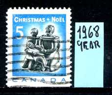 CANADA - Year 1968 - Usato - Used - Utilisè - Gebraucht - 1952-.... Regno Di Elizabeth II