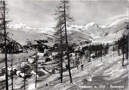 SO475  MADESIMO - SONDRIO - VALLE SPLUGA - FG VIAGGIATA NEL 1960 - Sondrio