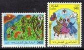 Algérie N ° 703 / 04 XX  Année  Internationale De L'enfant La Paire Sans Charnière TB - Algeria (1962-...)