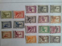 Lot Stamps Colonia Portuguese De  Moçambique 1938 - Collections (without Album)