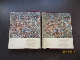 LUKISAN LUKISAN KOLEKSI SUKARNO PRESIDENT INDONESIA , 1956 PEKING CHINA , HUGE ART BOOK IN TWO VOLUMES , 0 - Fine Arts