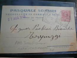 Torre Dei Passeri Pescara Pubblicità Usata 1913 - Italia