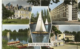 CPSMPF   (91) EVRY PETIT BOURG Multi Vues   (b.bur) - Francia