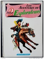 Les Aventures De 2 Jeunes Explorateurs - ( 2 Aventures De Josette Et Jannou ) - Éditions HEMMA - Other