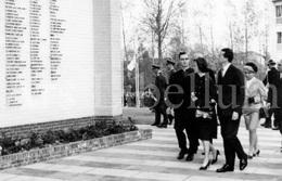 Postcard / ROYALTY / Belgique / België / Roi Baudouin / Koning Boudewijn / Inauguration Mémorial De Gentinnes / 1967 - Chastre