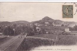 83 /  HYERES-LES-PALMIERS - VUE PANORAMIQUE / N 1 - Hyeres
