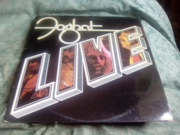 "FOGHAT ""Live"" - Hard Rock & Metal"