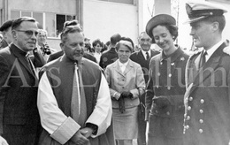 Postcard / ROYALTY / Belgique / België / Reine Fabiola / Koningin Fabiola / Inauguration Mémorial De Gentinnes / 1967 - Chastre