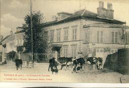 TAVERNY (S.-et-O.) -- LA  FONTAINE  DE  VAUCELLES - Taverny