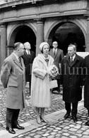 Postcard / ROYALTY / Belgique / België / Reine Fabiola / Koningin Fabiola / Rubenshuis / 1966 / Antwerpen - Antwerpen