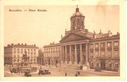 Bruxelles - CPA - Brussel - Hôtel De Ville - Places, Squares