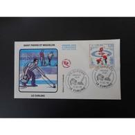 FDC - JO Nagano, Le Curling, Oblit 11/2/98 - FDC
