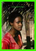 HAITI - BELLE HAITIENNE - IRIS - No 6592-3 - MESSAGERIES DE PRESSE FRANCO-HAITIENNES - - Haïti