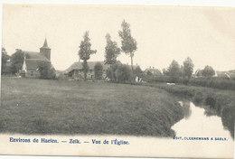 Environs De Haelen - Zelk - Vue De L'Eglise - 1902 - Halen