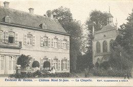 Environs De Haelen - Château Mont St-Jean - La Chapelle - 1902 - Halen