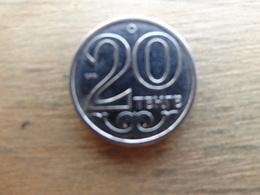 Kazakhstan  20  Tenge  2014  Km !!! - Kazakhstan