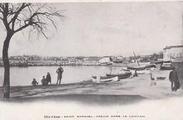 83 / SAINT RAPHAEL / FREJUS DANS LE LOINTAIN - Saint-Raphaël