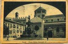 Trento Piazza Vittorio Emanuele III Viaggiata - Trento