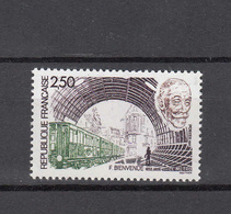 1987  N° 2452  NEUF**  CATALOGUE YVERT & TELLIER - France
