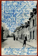 22    CPA De LOUDEAC     Rue Notre-Dame      Joli Plan Animé    1904    Bon état - Loudéac