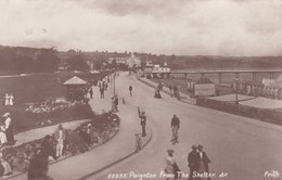 PAIGNTON - FROM THE SHELTER - Paignton
