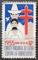 MÉXICO 1955. USADO - USED. - Mexique