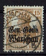 Polen 1916 // Michel 11 O (021.853) - Occupazione 1914 – 18