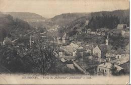 Luxembourg - Partie Du Pfaffenthal - Siechenhof Et Eich - HP1286 - Lussemburgo - Città