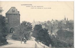 Luxembourg - Trierer Tor Und Oberstadt - HP1287 - Lussemburgo - Città