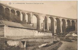 Luxembourg - Passerelle Et Fabrique De Gaz - HP1290 - Lussemburgo - Città