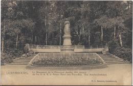 Luxembourg - Le Monument De La Princesse Amèlie - HP1291 - Lussemburgo - Città