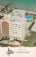 THE ALLISON HOTEL. MIAMI BEACH, FLORIDA. ED PAN AMERICAN. CIRCULEE TO BUENOS AIRES.-BLEUP - Hotel's & Restaurants
