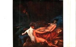 Lapina 5342 - Marco De Gastyne, Les Femmes Damnées (6 Lignes) Femme Nue Cigarette - Peintures & Tableaux