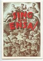 Sing With ENSA - D Day Series (musée Gloucester Robert Opie Coll) Cp Vierge - Guerra 1939-45
