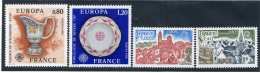 Timbres EUROPA  Années 1976 - 1977 - Unused Stamps