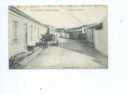 Ile D'Oleron Denis Route De Chassiron ( Carte Pliée !!! ) - Ile D'Oléron
