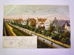 DÜRRENBERG  Vers 1903  -  Carte Couleur   - Germany