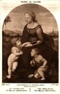 Lapina ILM 4843 - Santi, La Vierge Dite La Belle Jardinière - Malerei & Gemälde
