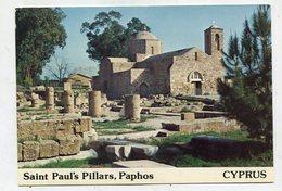 CYPRUS - AK 321754 Paphos - Saint Paul's Pillars - Cyprus