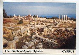 CYPRUS - AK 321755 The Temple Of Apollo Hylates - Cyprus