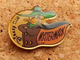 Pin's- DISNEY - MYSTEREMASK - Disney