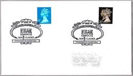 PERKINS BACON & CO - Impresores Del PENNY BLACK - 1th Stamp. London 1990 - Correo Postal
