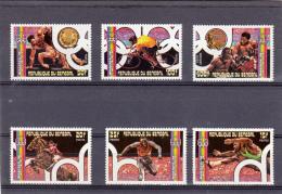 Senegal Nº 444 Al 448 Y A158 - Senegal (1960-...)
