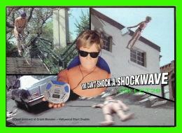 ADVERTISING - PUBLICITÉ - PANASONIC, SHOCK WAVE -  AM/FM DIGITAL TUNER - - Publicité