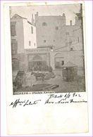 M5585 PUGLIA BITONTO BARI 1902 VIAGGIATA DIFETTO MANCA FRANCOBOLLO - Bitonto